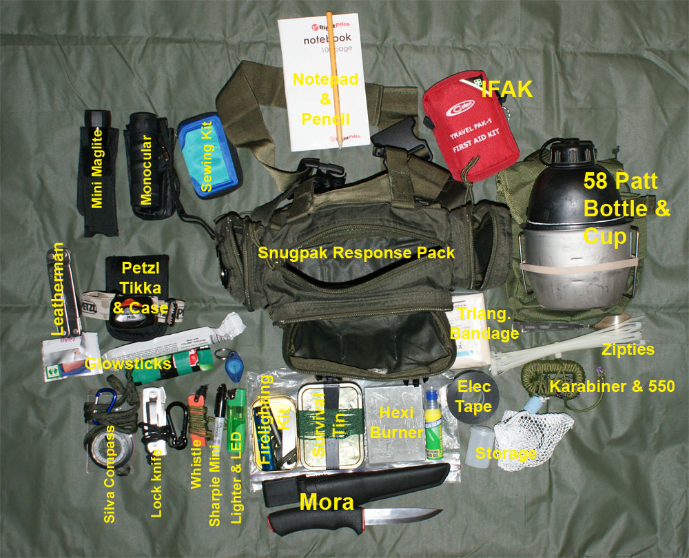 Link Is Your Bug Out Bag Too Heavy Howtosurviveit